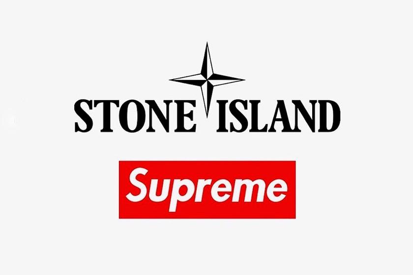 supreme疑似和stone island再次合作