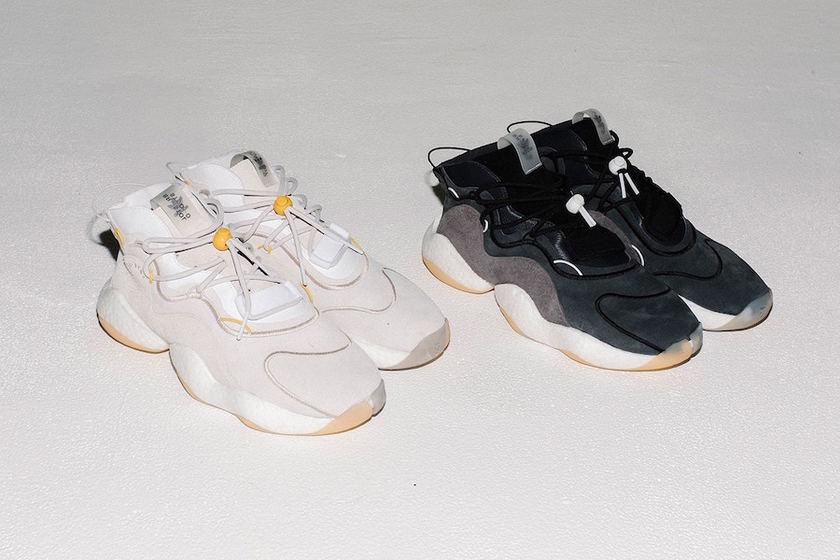 资讯 篮球 篮球世界  2018年,adidas将最新缓震科技boost注入90年代图片