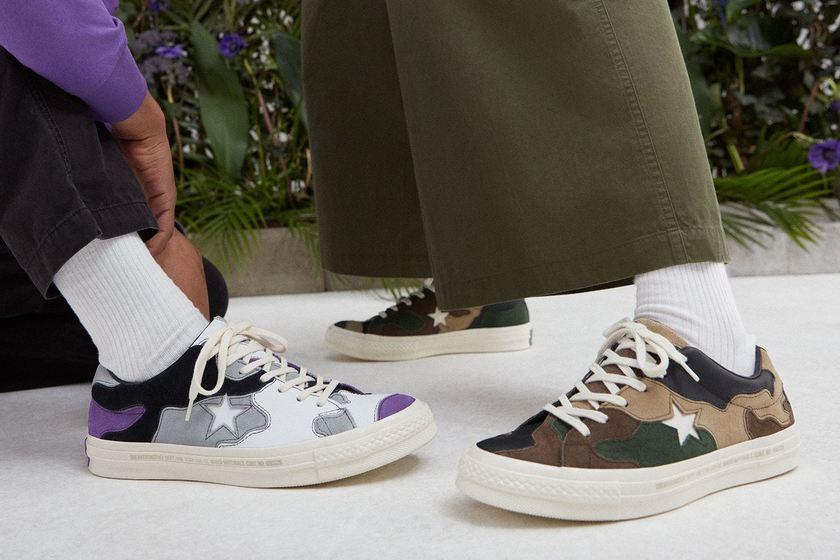 converse x sneakersnstuff 全新联名系列登场