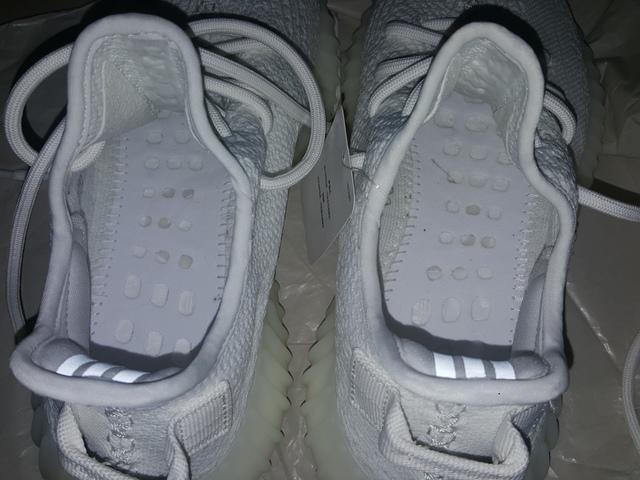 Adidas yeezy 350v2 纯白