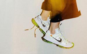 球鞋開箱60秒——Nike ? off white 釘子鞋