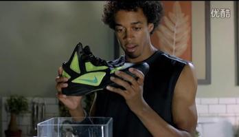 创意广告:Nike Hyperfuse