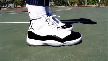 """Air Jordan 11 """"Concord""""上腳測評"""