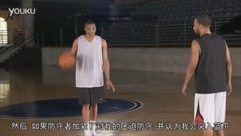 Nike Pro训练——Westbrook招牌动作