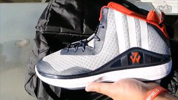 adidas J Wall 1实物开箱测评