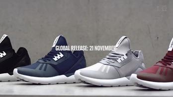 adidas Originals 全新鞋款 Tubular 造型视频