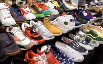 纽约鞋展SNEAKER CON NYC 2014 PIER 94