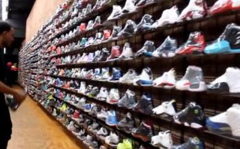 纽约必经鞋店Sneaker shopping in NYC