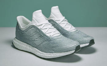 全球限量50双!adidas x Parley From Sea to Shoe