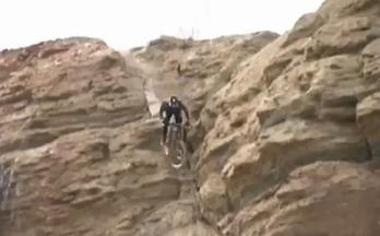 2015红牛坠山赛山地自行车牛人亮点集锦