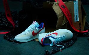 球鞋開箱60秒——Nike Air Tailwind 79 白紅