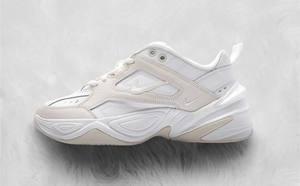 球鞋开箱60秒——M2K白灰