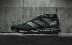 adidas Ace16+ Purecontrol UltraBOOST全黑配色来袭