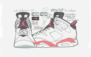 """释出发售日期!初代手稿 Air Jordan 6 """"Tinker"""" 十一月发售!"""