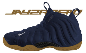"午夜蓝喷!Nike Air Foamposite One ""Midnight Navy"" 十月发售!"