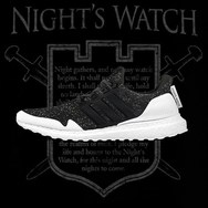 "《权力的游戏》x UltraBOOST""Night's Watch""配色曝光!"