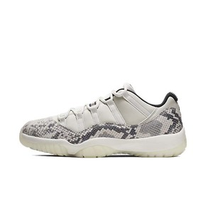 "预售!Air Jordan 11 Low SE ""Snakeskin"" AJ11低帮白蛇"